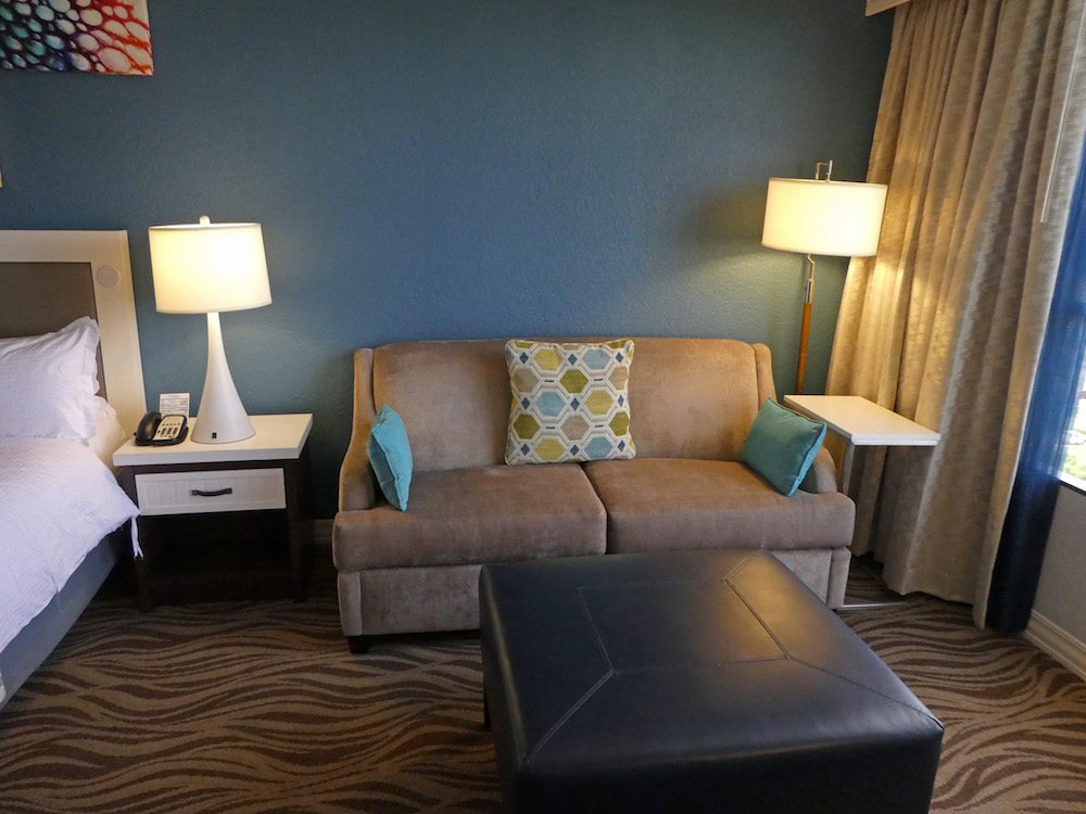 Wyndham Lake Buena Visa Tower King Room