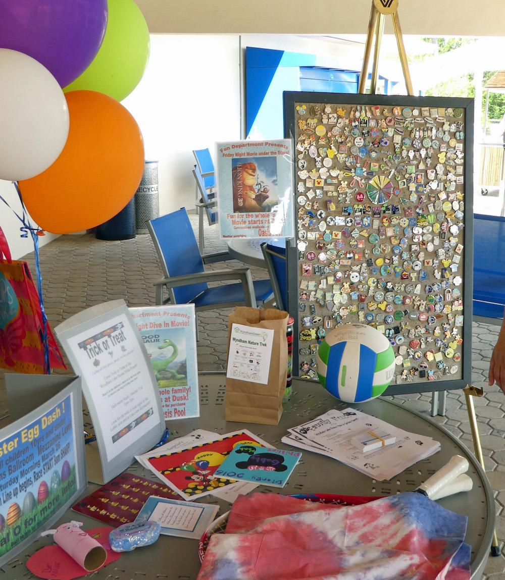 Wyndham Lake Buena Vista Director of Fun Activities