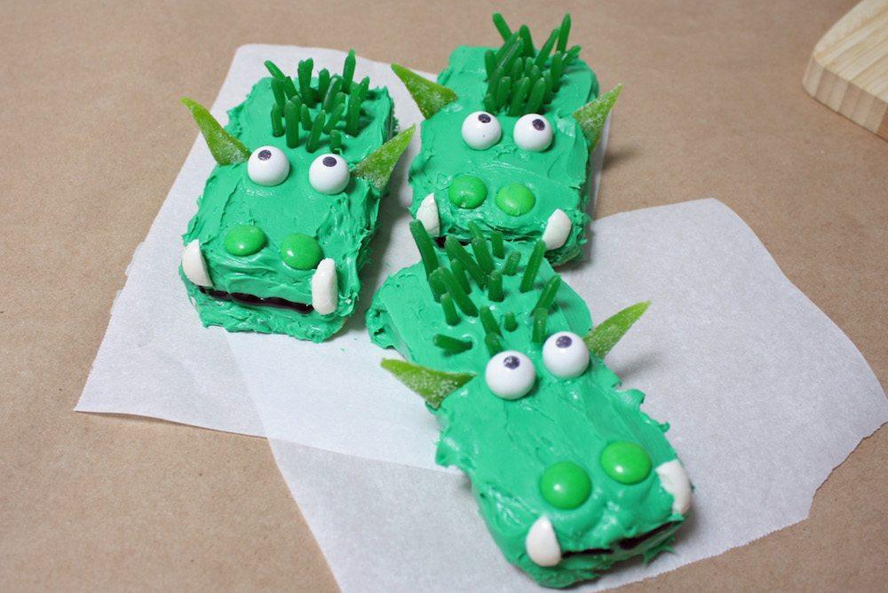 Easy Pete's Dragon dessert idea