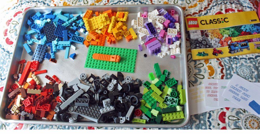 LEGO inspires creativity #KeepBuilding