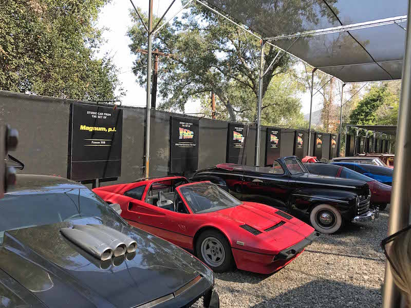 4 Reasons Universal Studio s Hollywood Is Better Than Universal Orlando - Movie Cars on the Universal Studios Tour