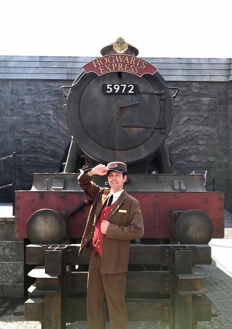 4 Reasons Universal Studios Hollywood Is Better Than Universal Orlando and one reason it isn't - ou can't ride the Hogwarts Express at Universal Studios Hollywood