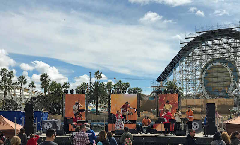 Musical Performances at the 2018 Disney Food and Wine Festival