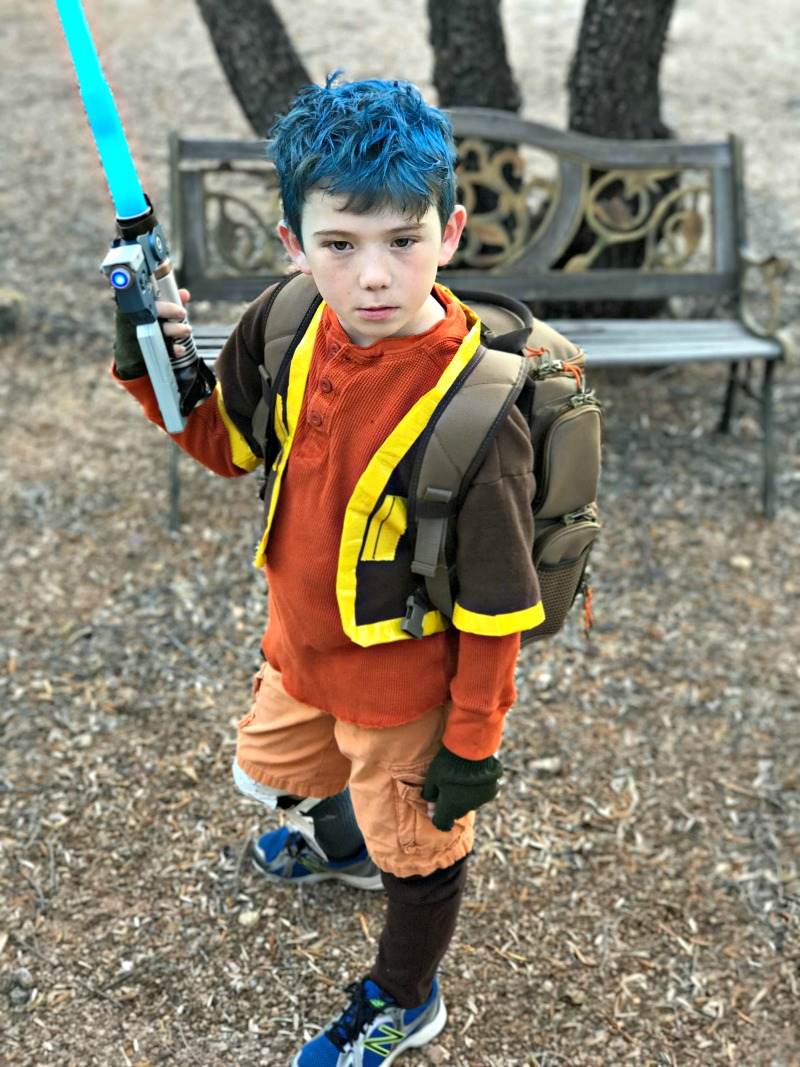 Ezra Star Wars Rebels Costume