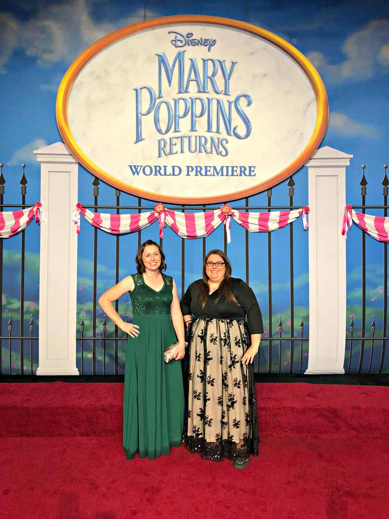 Mary Poppins Returns World Premiere Red Capet Experience