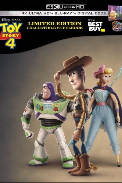 Toy Story 4 Art