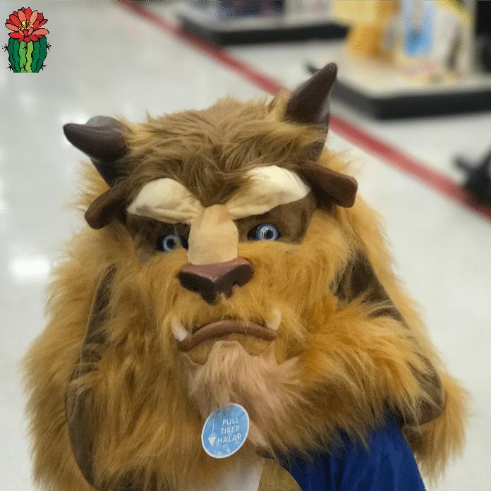 Beast mask