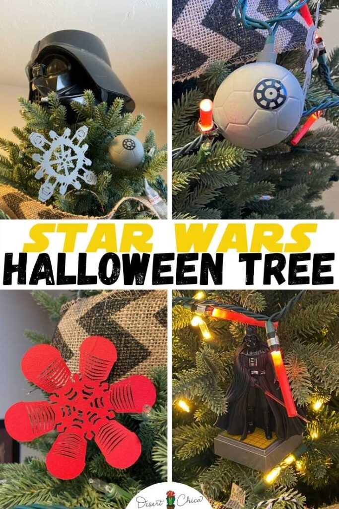 Star Wars Halloween Tree