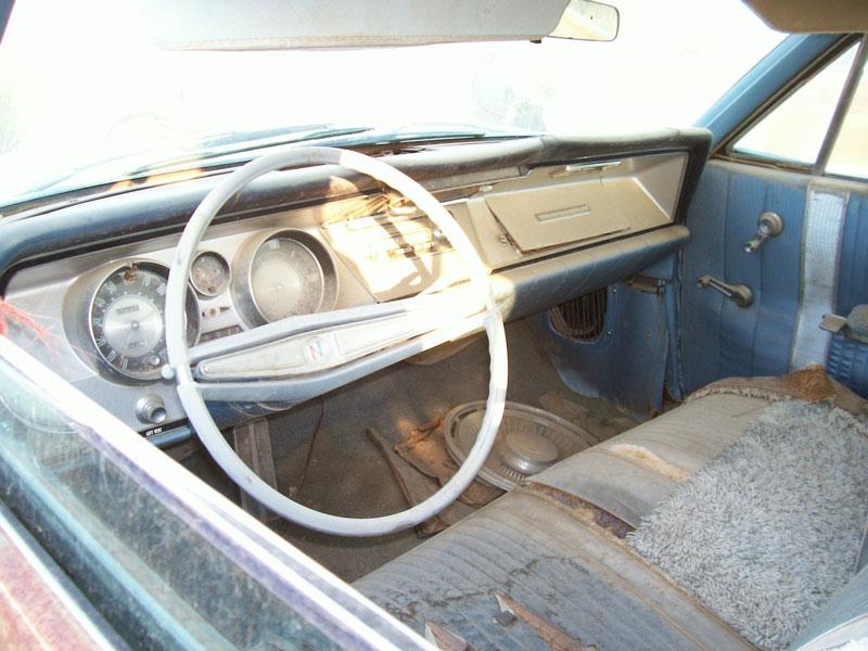 Blue Lesabre Interior White Buick 97