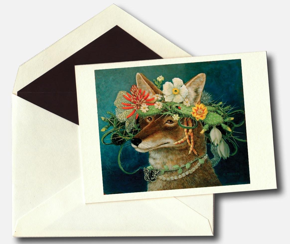 env and card