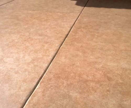Solid stain with a two color faux finish