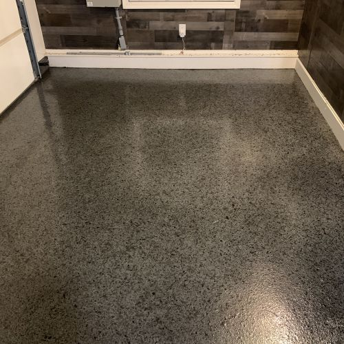 Granitex Garage Floor 01