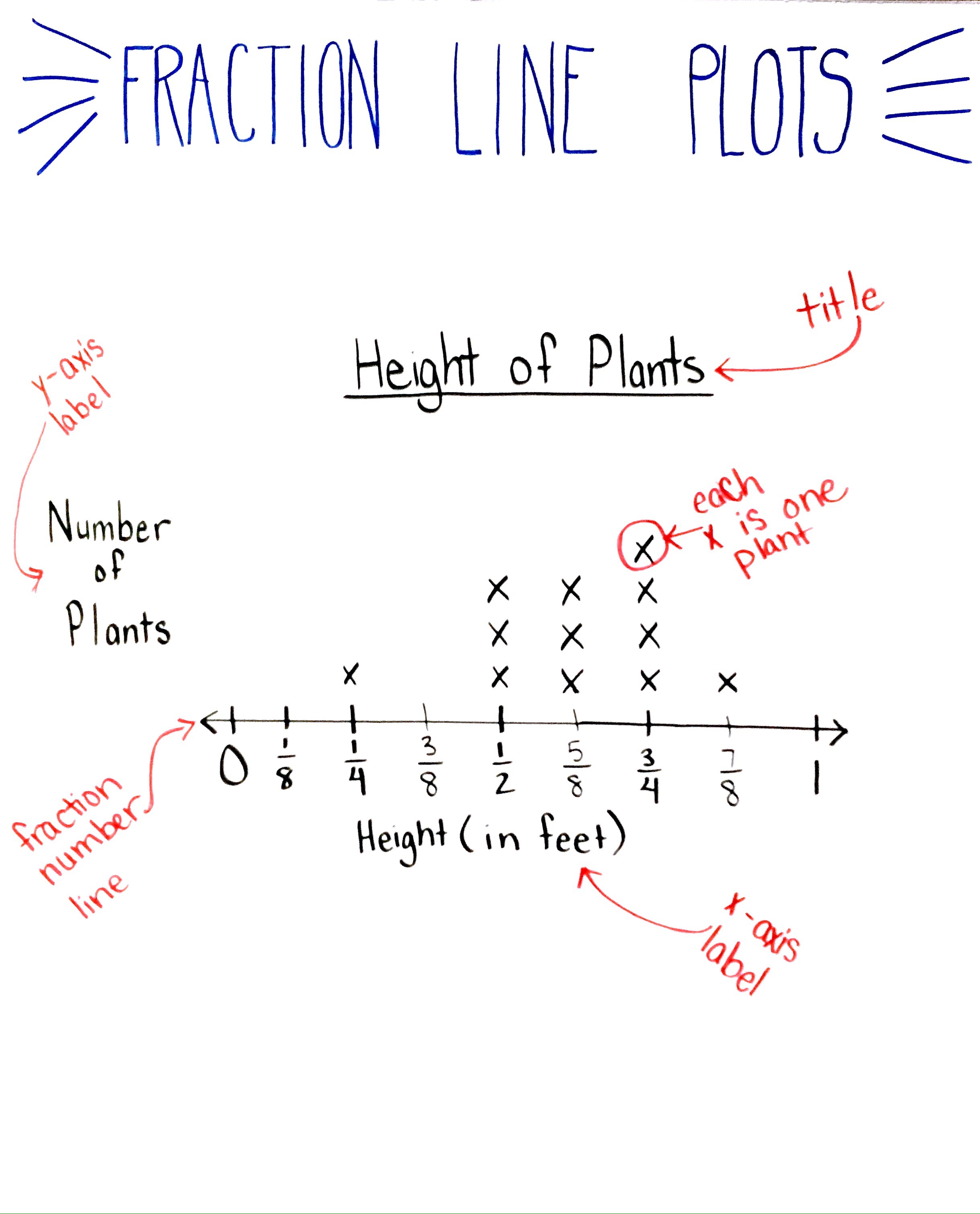 5 Things You Need To Know Before Teaching Fraction Line