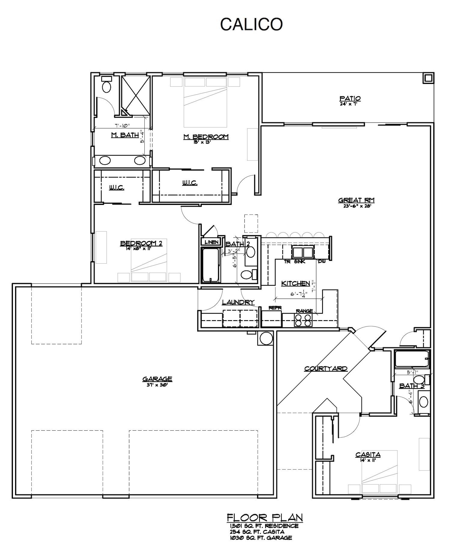 Desert Designed Homes