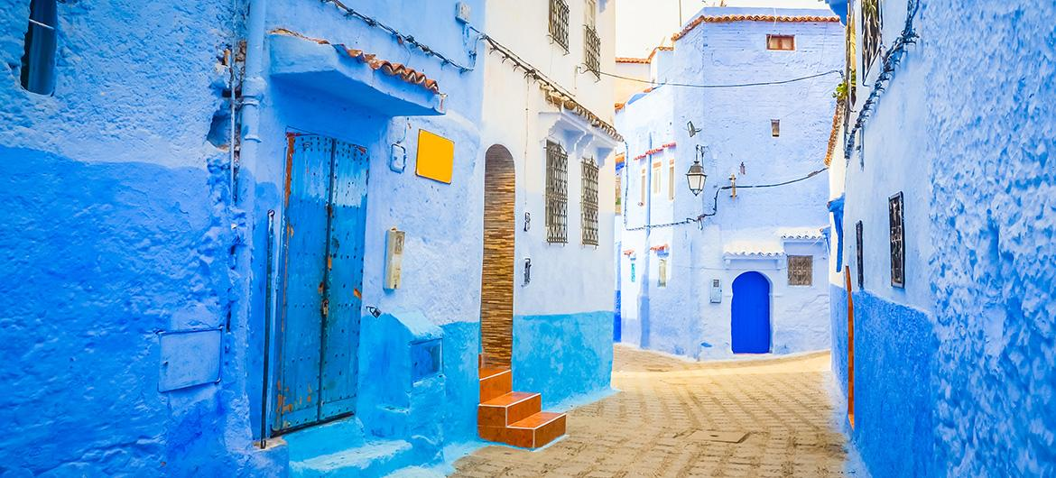 4 days tour from Marrakech to Chefchaouen