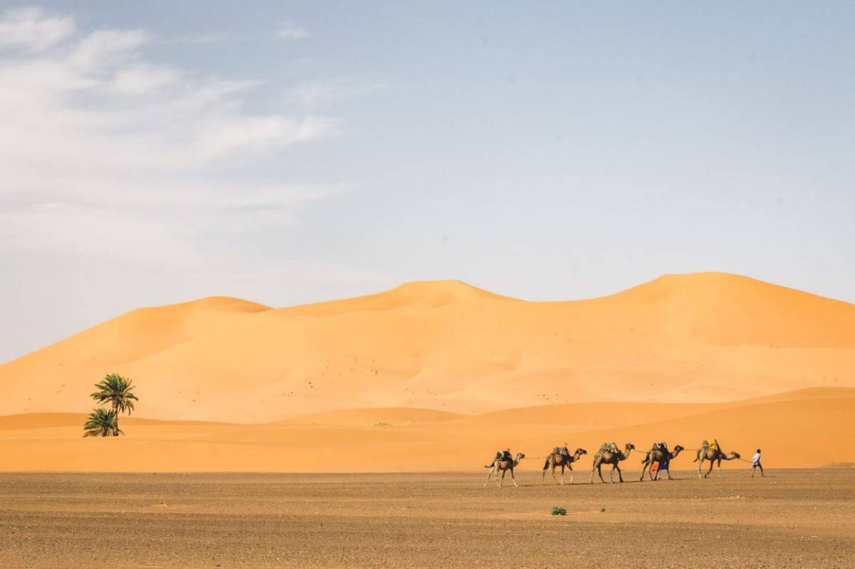 5 days tour from Marrakech to Tangier