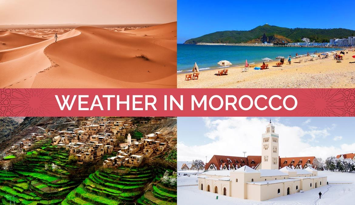 Time to Visi Morocco
