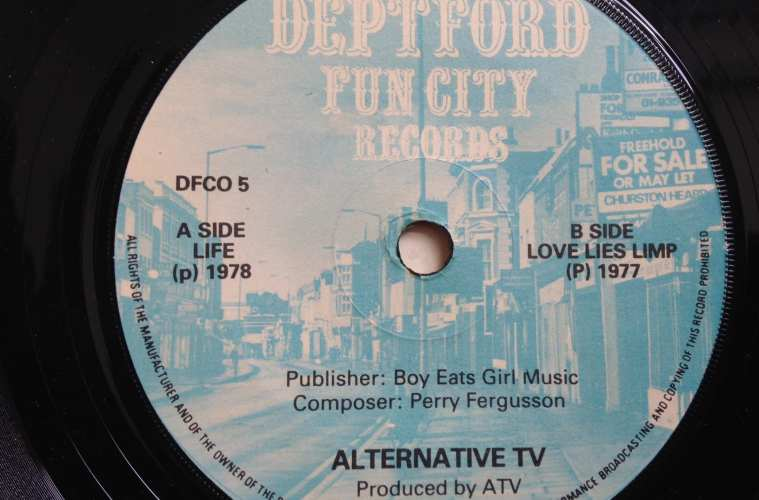 Deptford Fun City Records