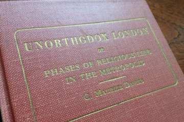 Book Cover: Unorthodox London