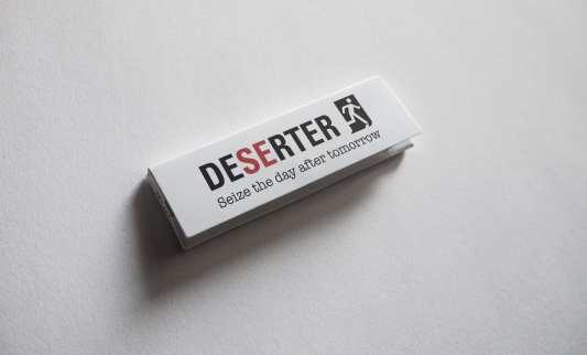 Deserter rolling papers