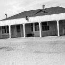 Death Valley Junction - T&T railroad depot, Courtesy National Park Service, Death Valley National Park