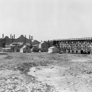 Death Valley Junction - Calcining and concentration plant 1914 - 1950, Courtesy National Park Service, Death Valley National Park