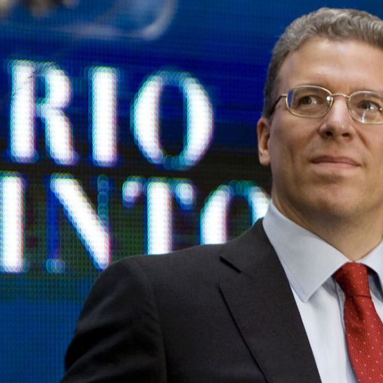 Tom Albanese, Rio Tinto. (Christinne Muschi, file photo: Reuters)