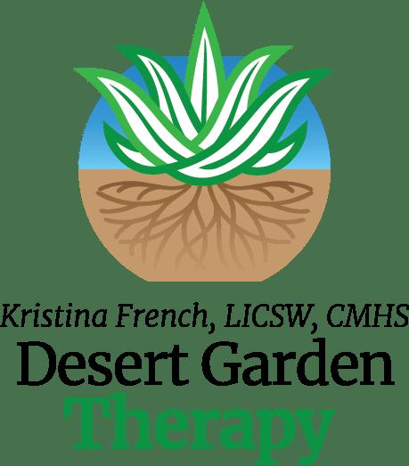 Desert Garden Therapy logo