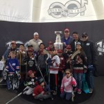 NHL Centennial Fan Arena Street Hockey