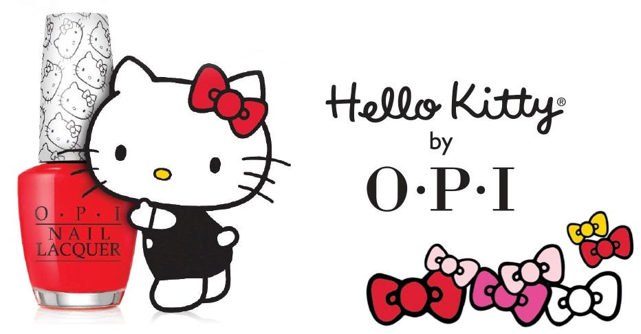 OPI – Hello Kitty Collection