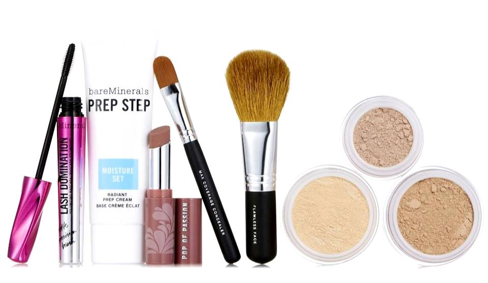 BareMinerals – The Beauty Upgrade 8 Piece TSV on QVCUK 6th March 2016