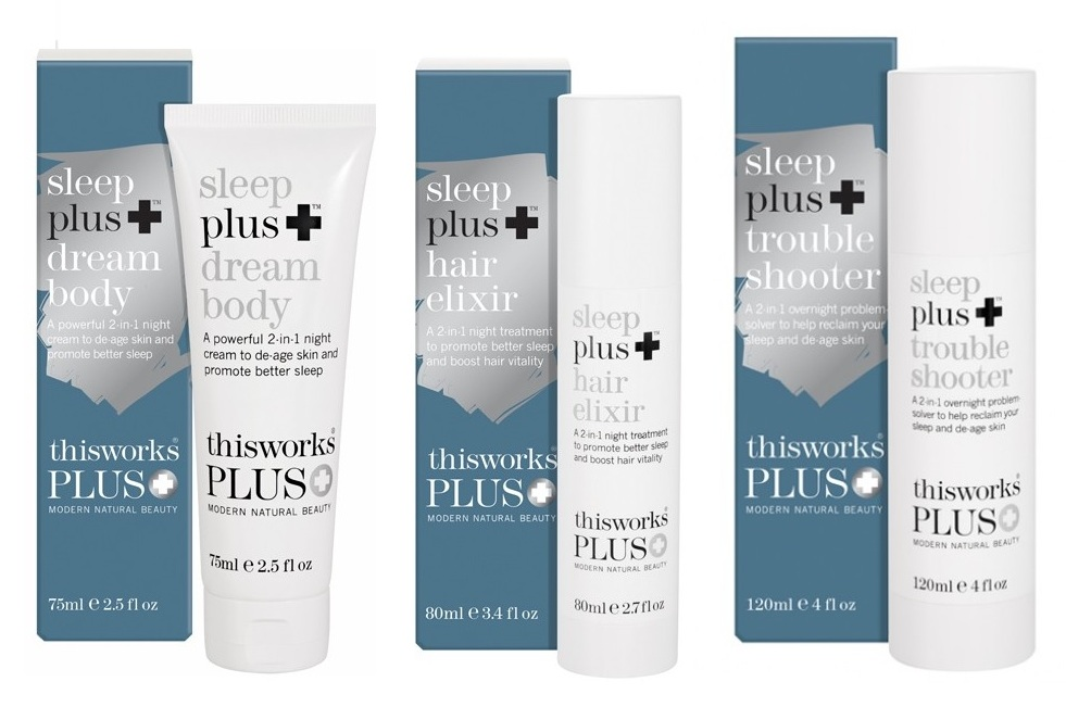 New Launch – This Works Extended Sleep Plus Range