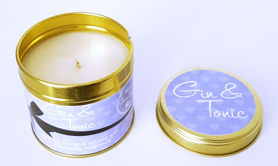 #NewLaunch Kiss Air Gin & Tonic Candle