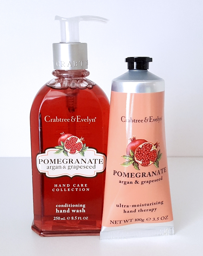 Indulge In The Sweet Aroma of Pomegranate  |  Crabtree & Evelyn