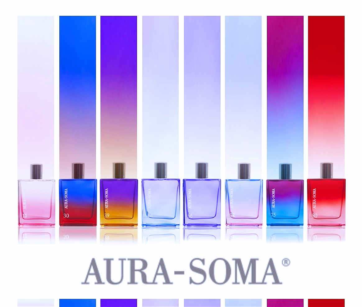 Natural, Organic & Ethical Fragrances | Aura-Soma Pegasus Parfum