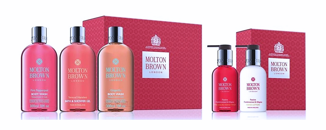 Molton Brown 5 Piece TSV on QVCUK 1st October 2016