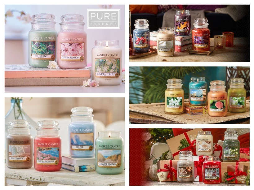 Yankee Candle UK 2017 Releases