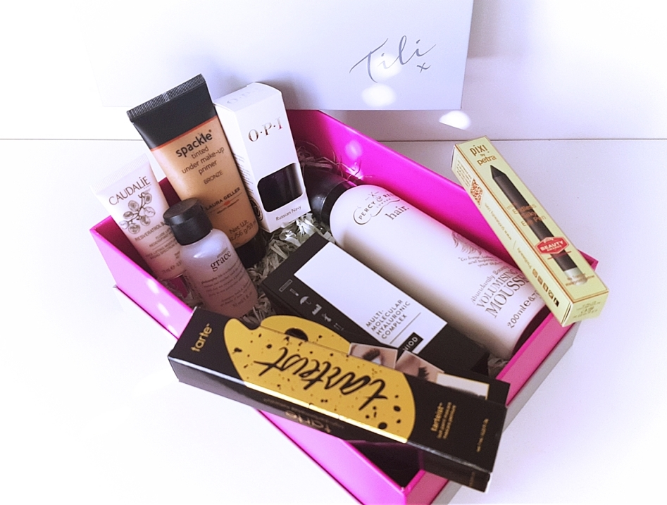 The Next Generation of Beauty Boxes  |  TILI