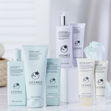 Liz Earle February 2017 TSV on QVCUK
