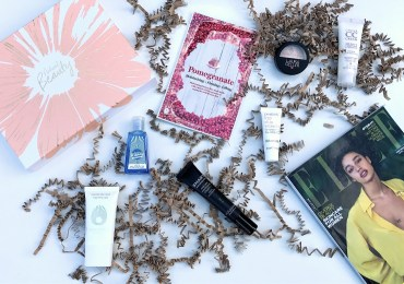 Look Fantastic #LFBeautyBox Natural Beauty April 2017