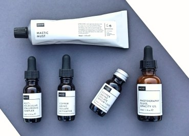 NIOD Dermal Science 4 Steps to Radiant Skin TSV on QVCUK 19th July 2017
