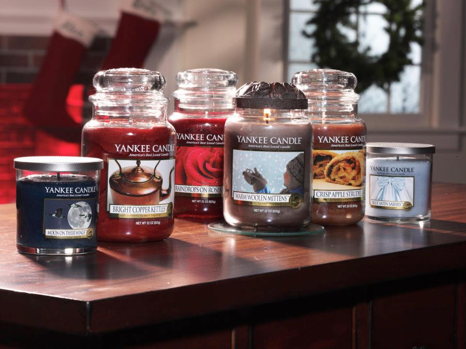 Yankee Candle My Favourite Things