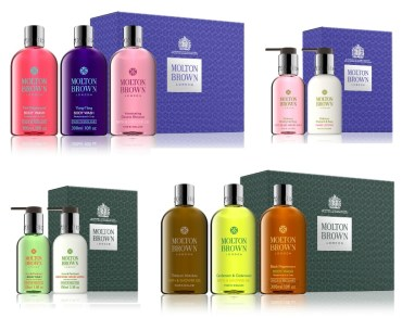 Molton Brown Christmas TSV on QVCUK 1st October 2017