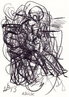 assise-dessin mumuye