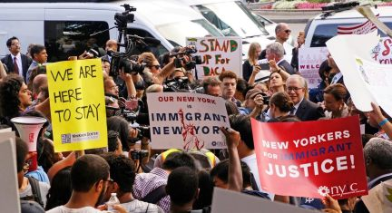 Image result for Prominent Illegal Alien Invader Activists Apprehended By ICE For Deportation - Protests Ensue