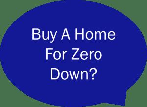 FHA Down Payment Program