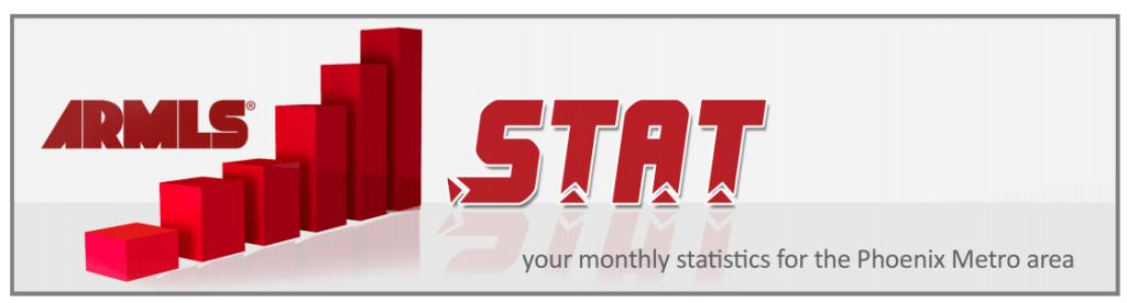 Real Estate Market Statistics October 2015 - ARMLS Cover