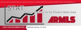 Real Estate Market Statistics January 2019 Phoenix - Desert Premier Realty Group