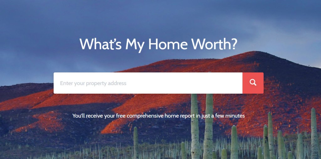 Desert Premier Realty - Get Your Home Value Now