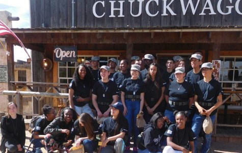 Cheyenne JROTC Students Attend Leadership Challenge in Arizona!